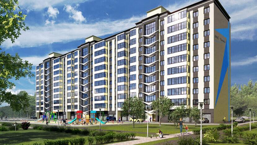 Квартиры в ЖК «Одесская Чайка» в Одессе — лучшие инвестиции