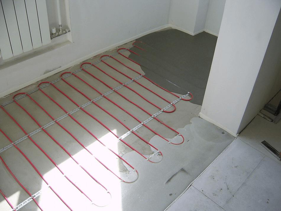 Двужильный резистивный нагревательный кабель
