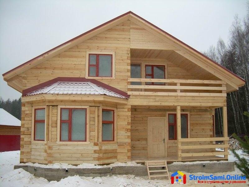 Какой компании заказать проекты деревянных домов из бруса