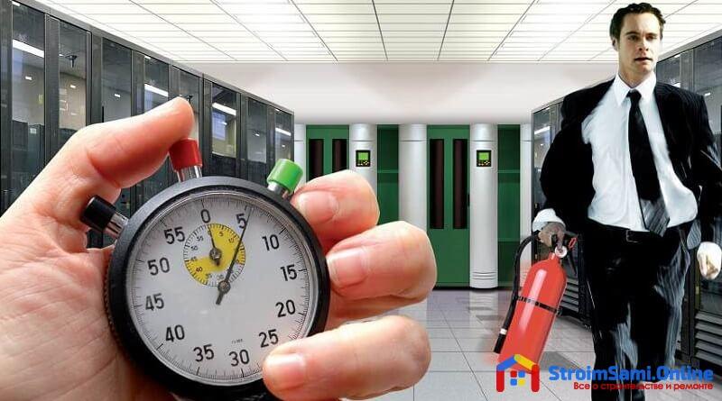 Обучение по пожарно-техническому минимуму