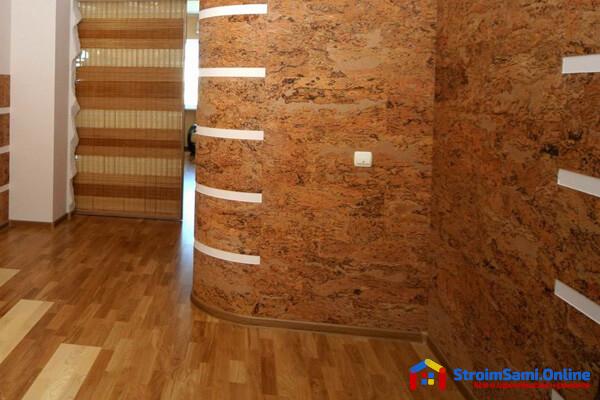 Пробковые стеновые панели: 5 основных преимуществ