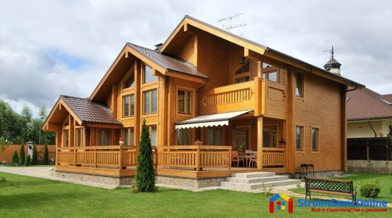 Строительство деревянных домов: преимущества и недостатки