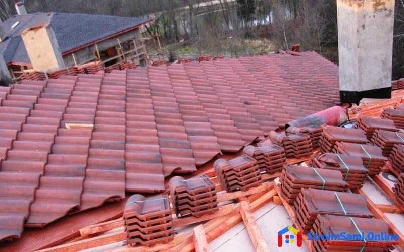 Выбор крыши для дома, построенного по канадской технологии