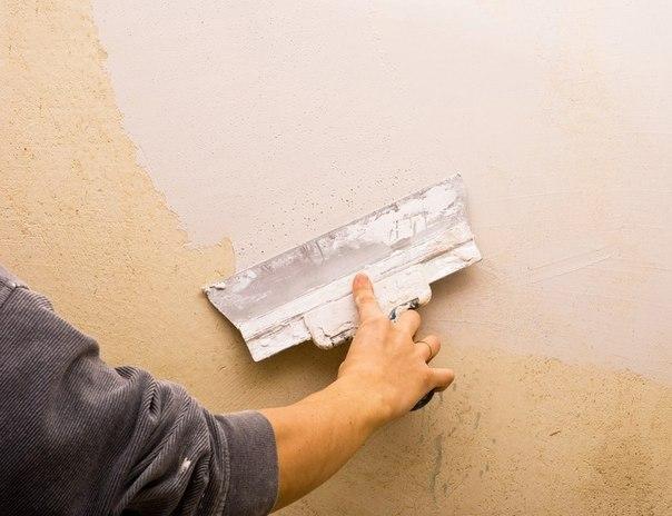 Подготовка поверхости стены к ремонту