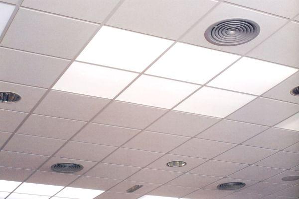 Подвесные потолки своими руками.