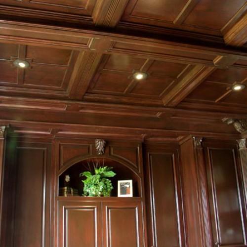 Декоративные деревянные панели
