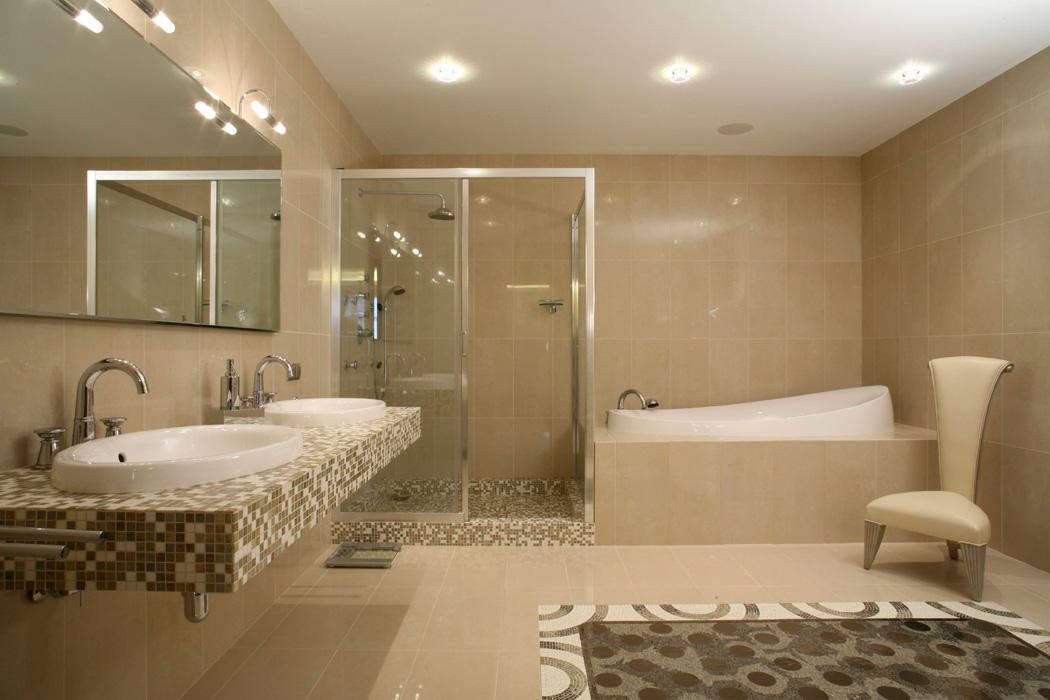 Как самостоятельно сделать ремонт в ванной комнате