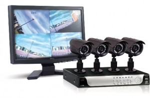 Камеры видеонаблюдения в офисе – разумное решение